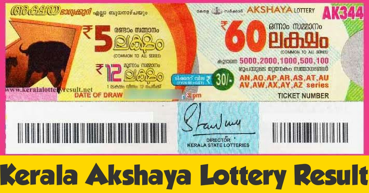 Live Kerala Lottery Result 11.11.2020 OUT || Akshaya AK 471 Result Download