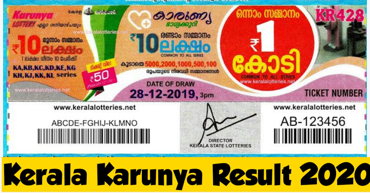Live Kerala Lottery Result 2.7.2021 OUT || Karunya Plus KN 367 Result Download