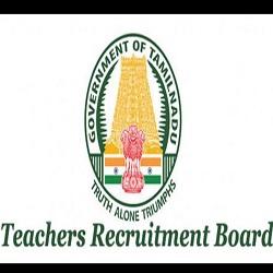 TN TRB Special Teacher Recruitment 2021