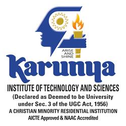 Karunya University Coimbatore Recruitment 2021