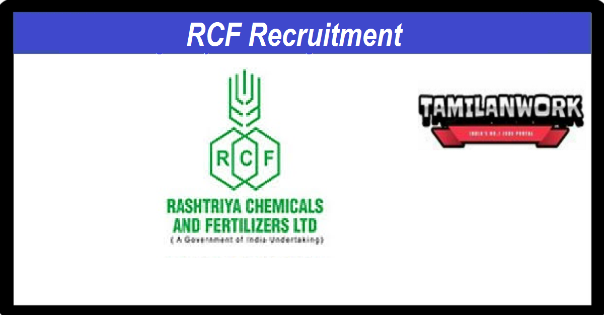RCF Recruitment