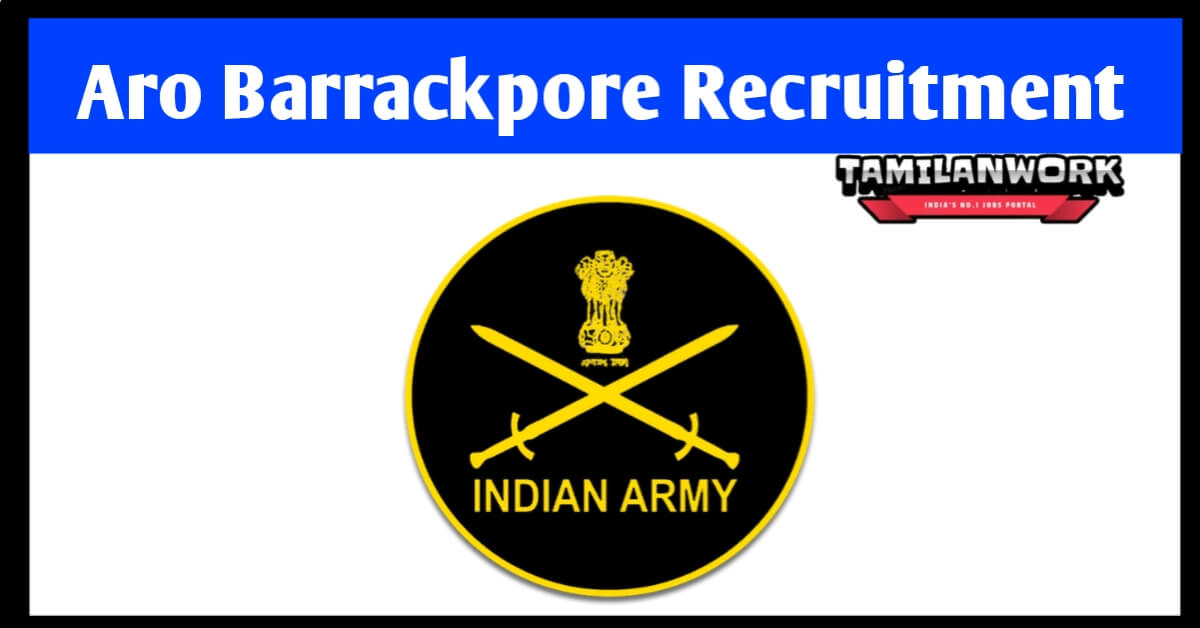 ARO Barrackpore Army Rally
