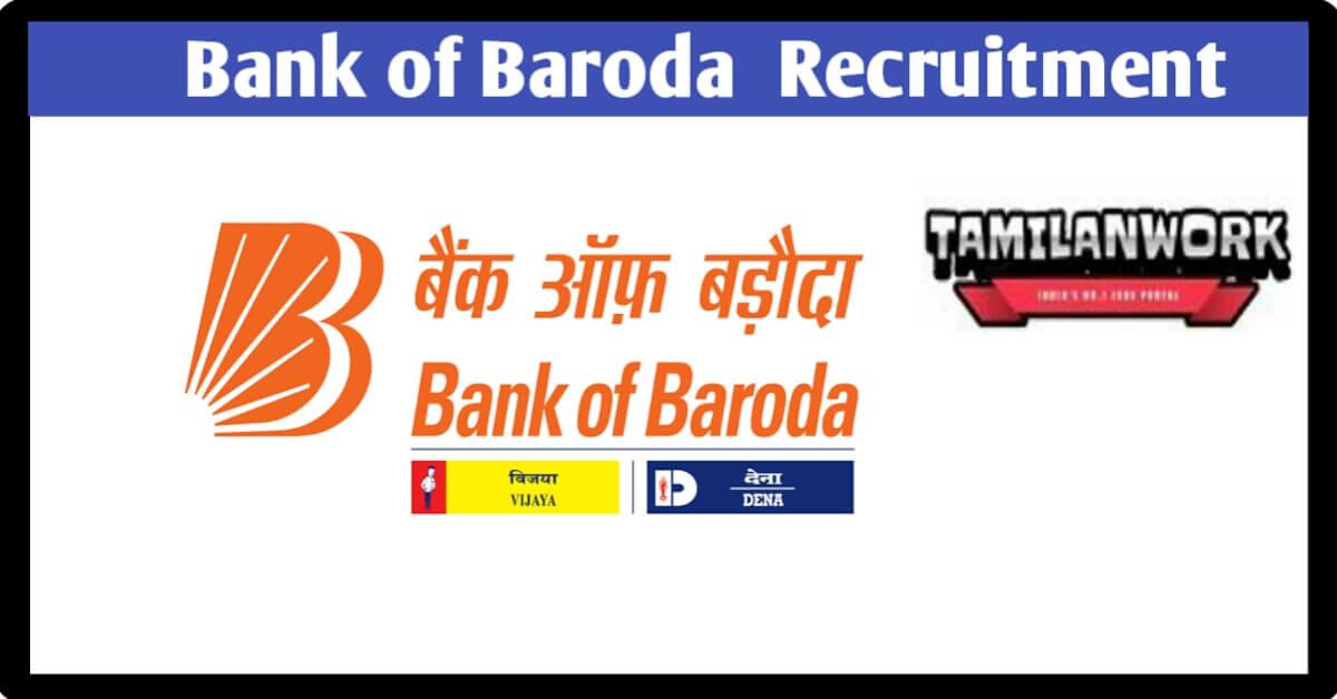 Bank of BarodaRecruitment