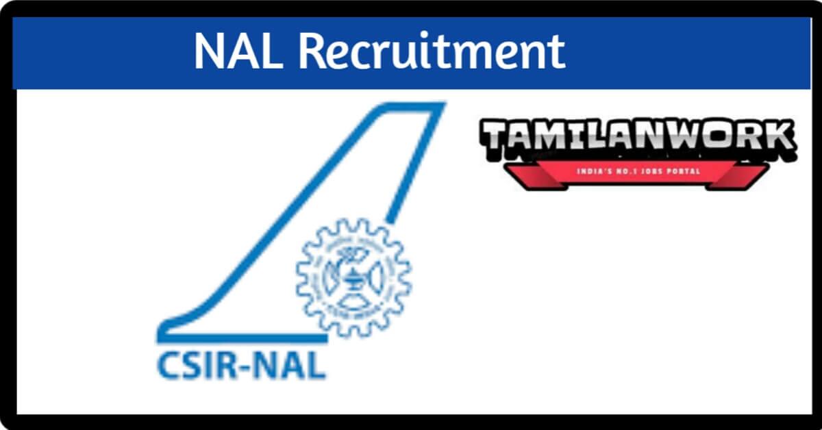 NAL Recruitment