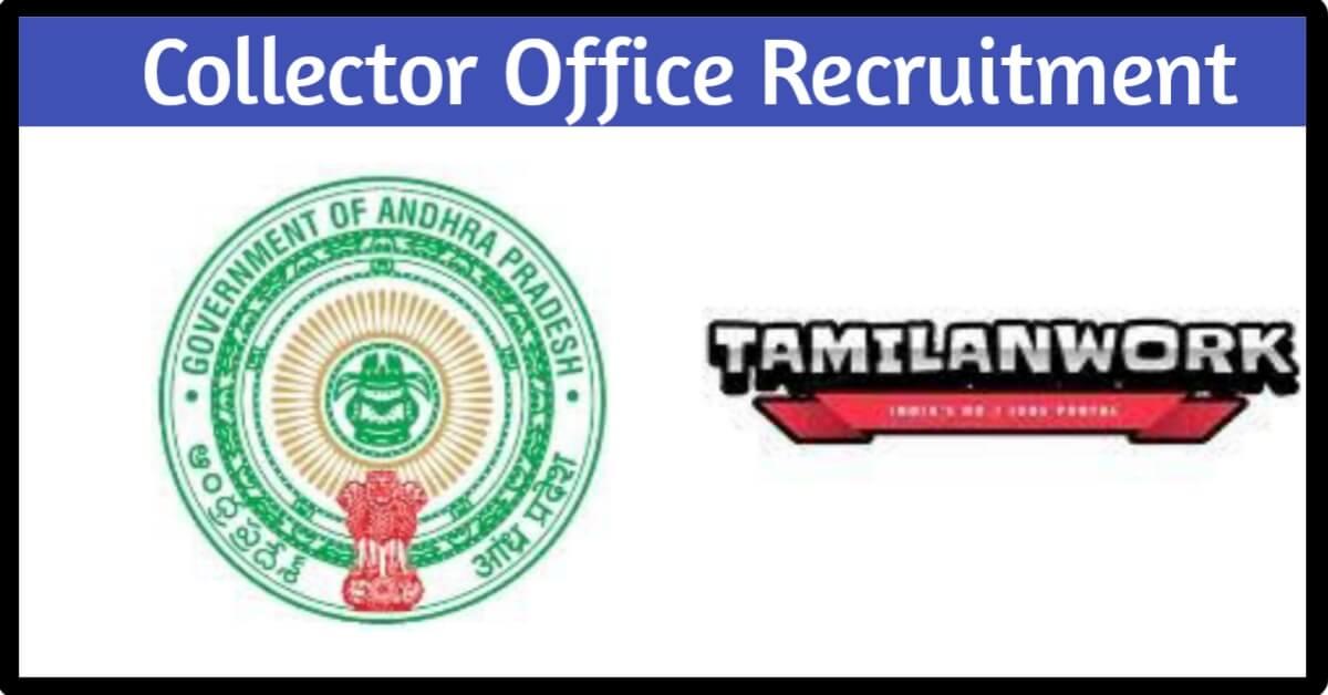 Collector Office Jobs Prakasam