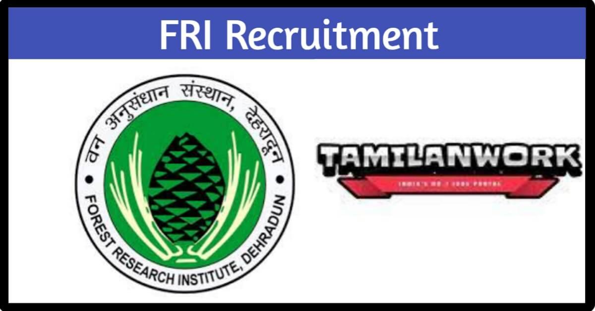 FRI Recruitment