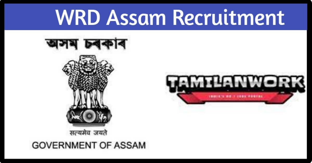 Water Resources Department Assam