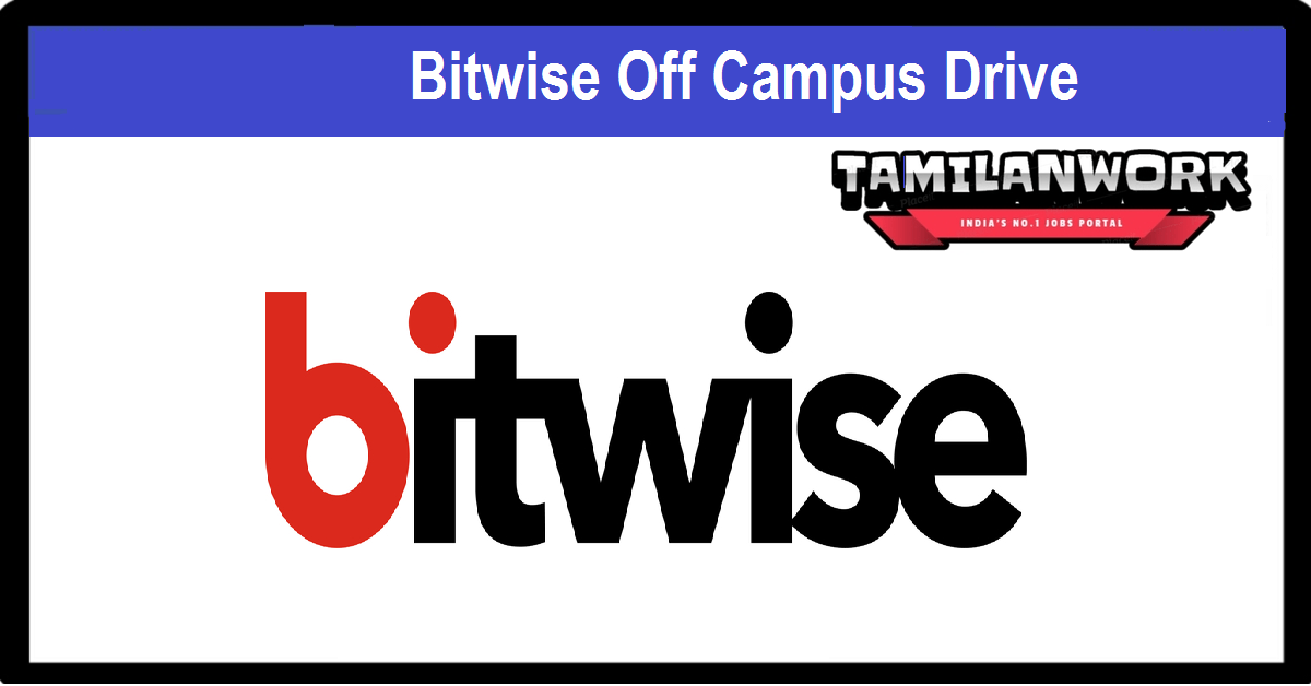 Bitwise Off Campus Drive